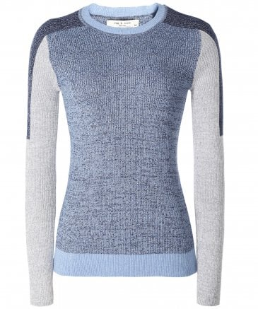 Rag and Bone Women's Tia Crew Neck Jumper