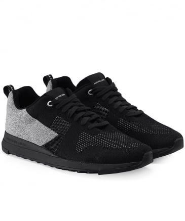 Knitted Rappid Reflective Trainers