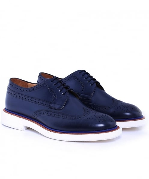 PS by Paul Smith Leather Junior Brogues