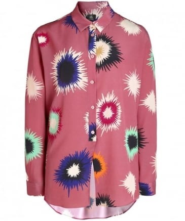 Silk Supernova Blouse