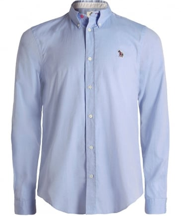 Tailored Fit Cotton Shirt