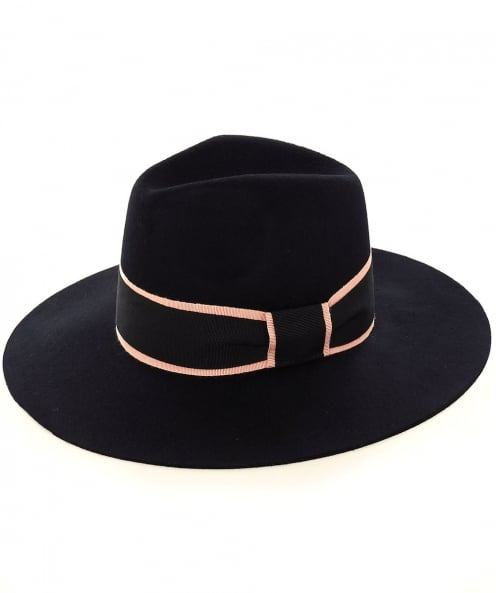 PS by Paul Smith Trimmed Wool Trilby Hat