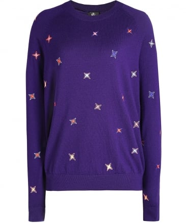 Wool Stars Jumper