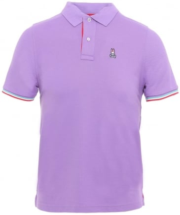 Men 39 s designer polo shirts jules b for Cotton polo shirts with logo