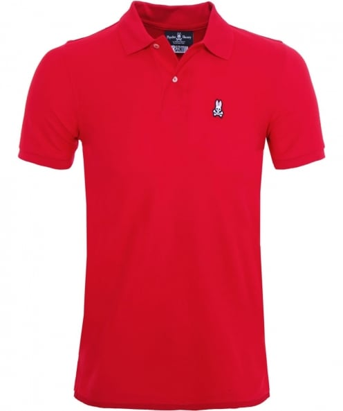 Psycho Bunny Short Sleeve Polo Shirt
