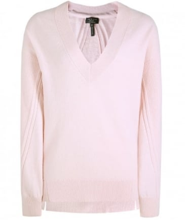 Cashmere Ace V-Neck Jumper