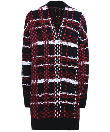 Embellished Wool Dawson Coat