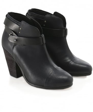 Harrow Leather Boots