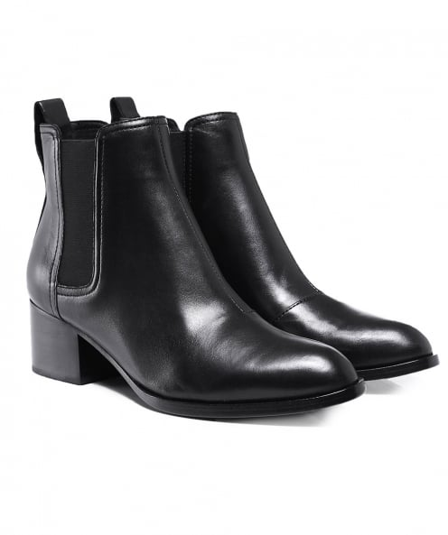 Rag and Bone Leather Walker Boots