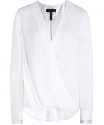 Silk Victor Blouse