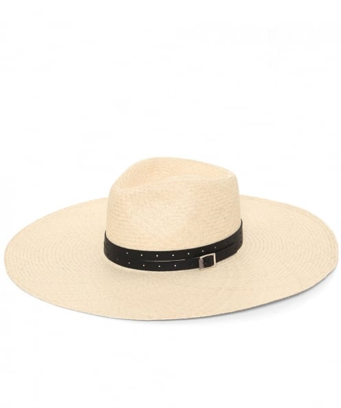 Rag and Bone Wide Brim Panama Hat