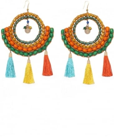 Merida Earrings