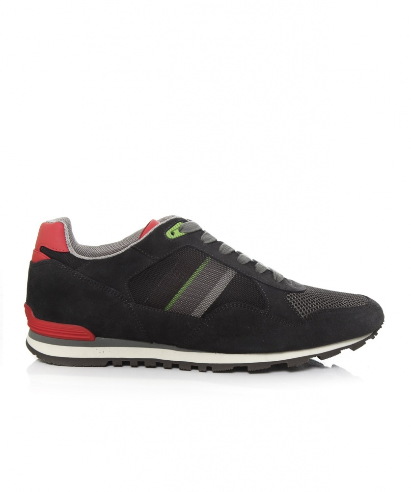 hugo boss green runcool trainers available at jules b. Black Bedroom Furniture Sets. Home Design Ideas