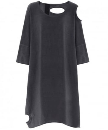 Jersey Cut Out Dress