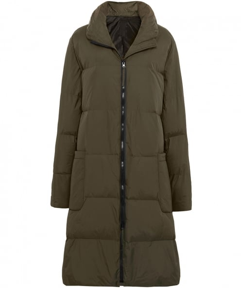 Rundholz Long Quilted Coat