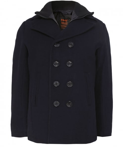 Schott Wool Cyclone2 Pea Coat