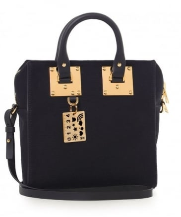 Square Cromwell Canvas Tote Bag