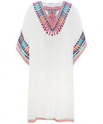 Anvi Embroidered Kaftan