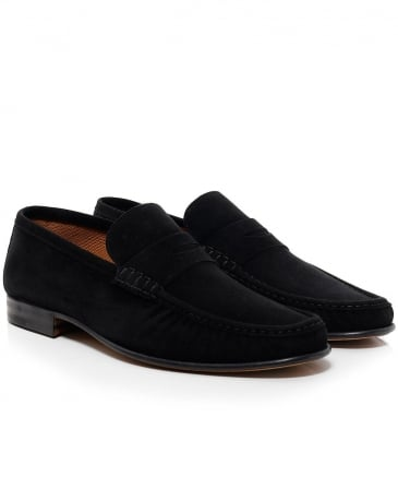 Suede Sorrento Loafers