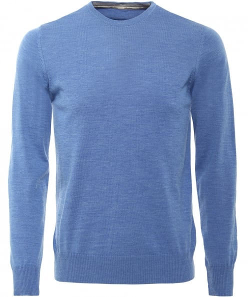 Stenstroms Crew Neck Merino Wool Jumper