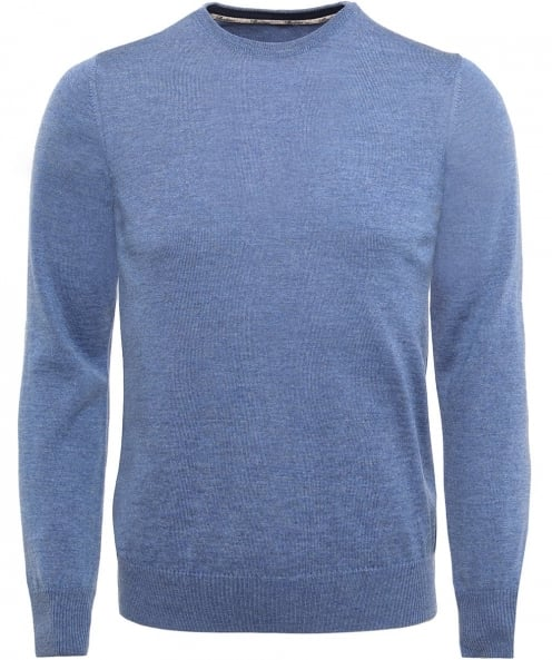 Stenstroms Merino Wool Crew Neck Jumper