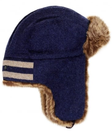 Alaska Wool Trapper Hat
