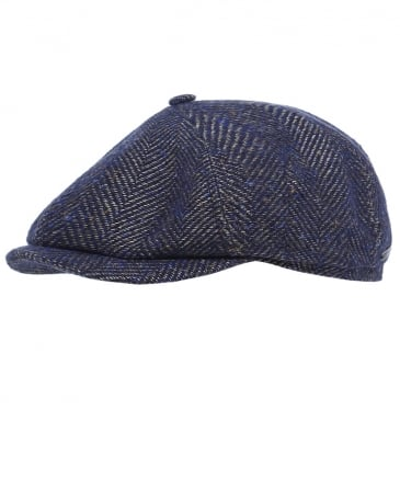 Oregon Wool and Linen Cap