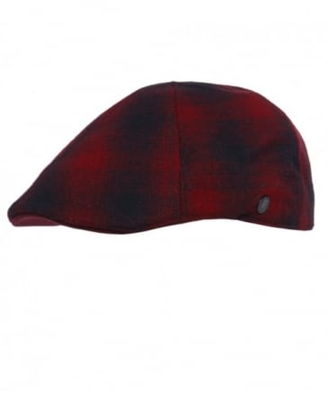 Texas Wool Checkered Cap