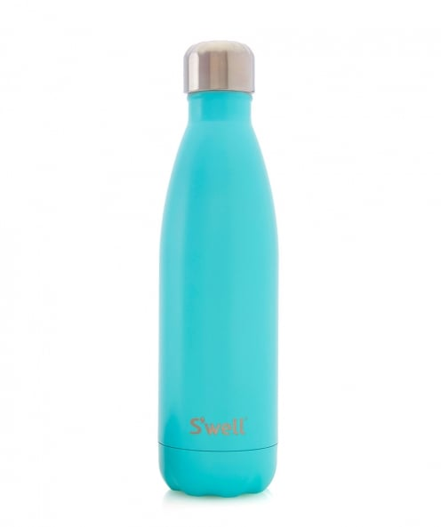 S'well 17oz Turquoise Water Bottle