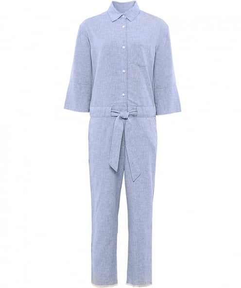 The Blue Shirt Shop Watermill Denim Jumpsuit