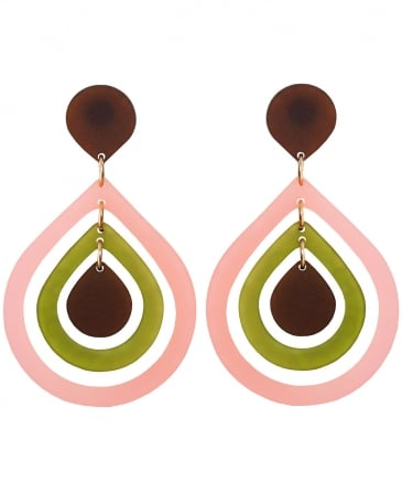 Pear Drop Earrings