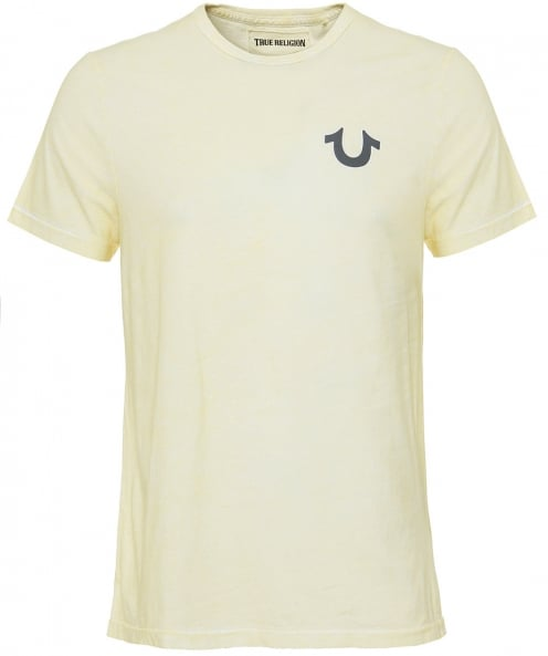 True Religion Double Puff T-Shirt