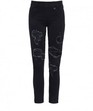 Runway Crop Leggings