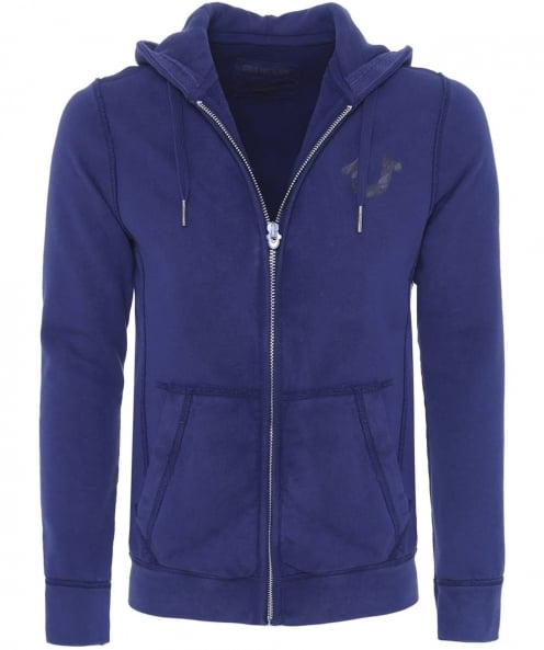 True Religion Zip-Through Hoodie