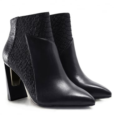 Zink Hi Ankle Boots
