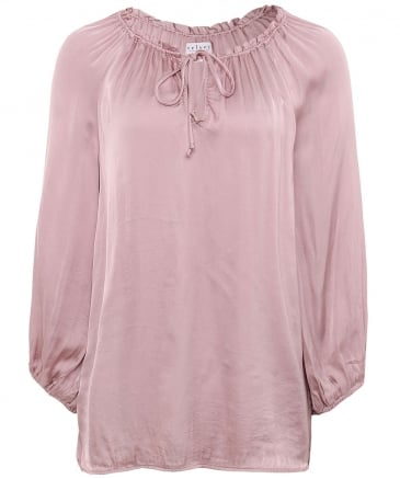 Rana Neck Tie Top