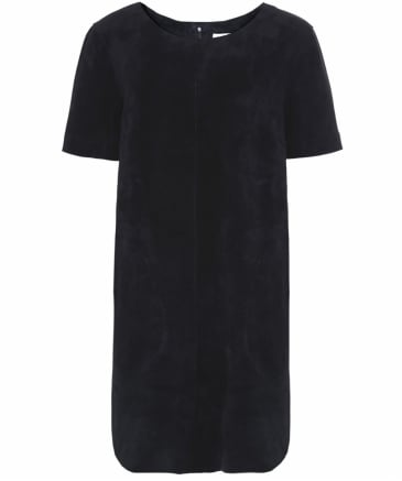 Reya Faux Suede Dress