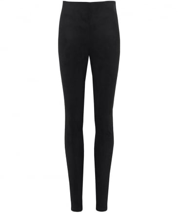 Rosalind Suede Effect Leggings
