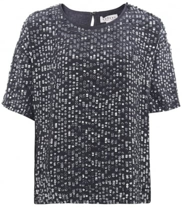 Sequin Embellished Lynne Top