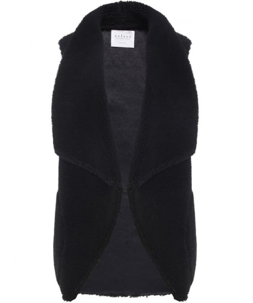 Zealand Reversible Faux Fur Gilet
