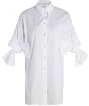 Bow Sleeve Shirt