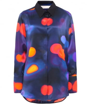 Silk Fluid Shirt