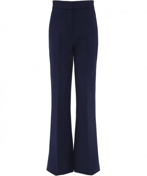 Victoria Victoria Beckham Victoria Wool Trousers