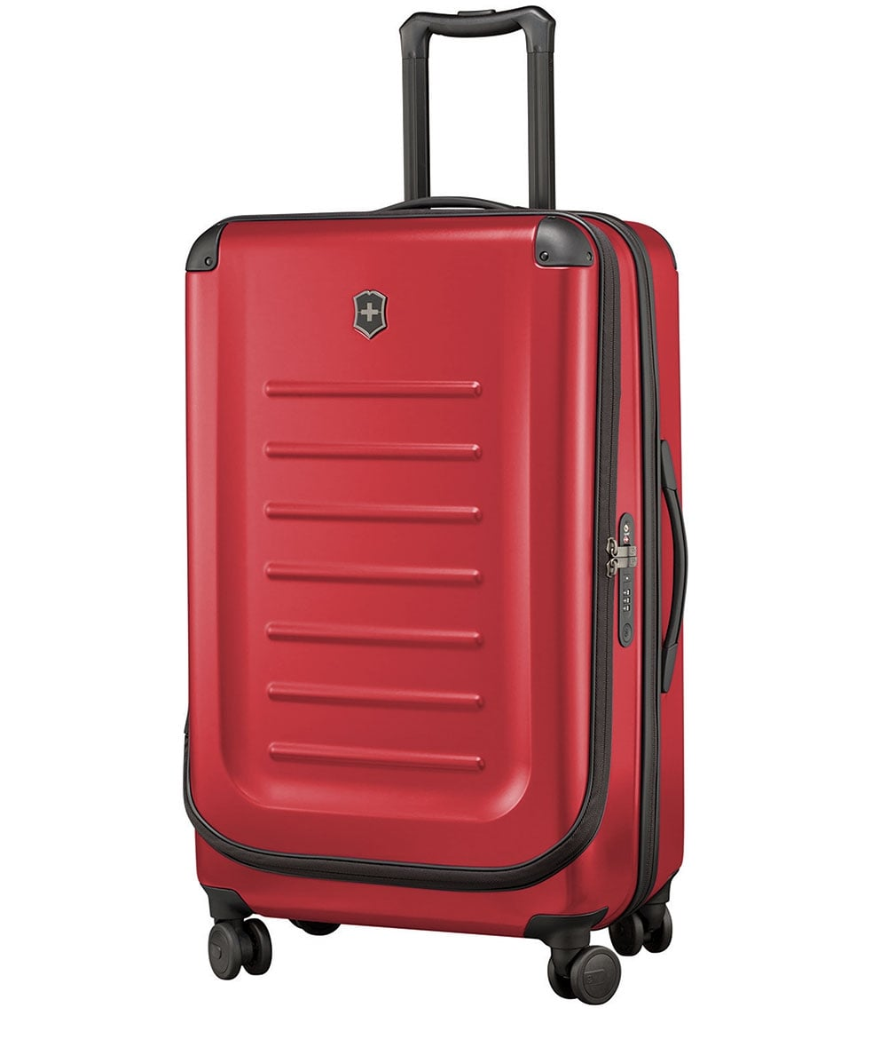 Victorinox Red Spectra 2.0 Large Expandable Suitcase | Jules B