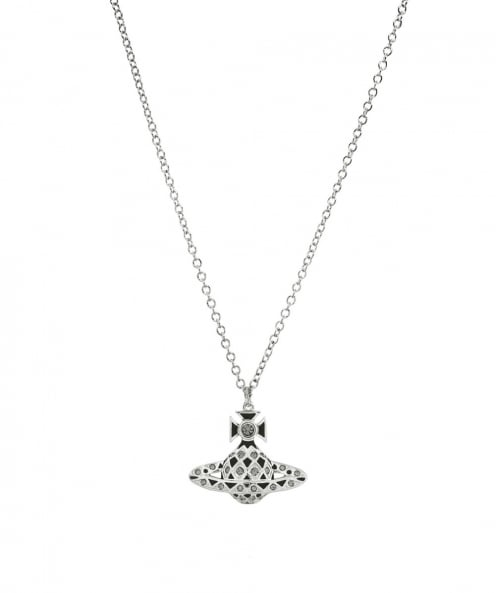 Vivienne Westwood Accessories Harlequin Pendant Necklace