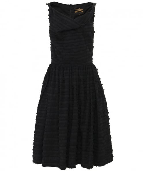 Vivienne Westwood Anglomania Cotton Twisted Monroe Dress