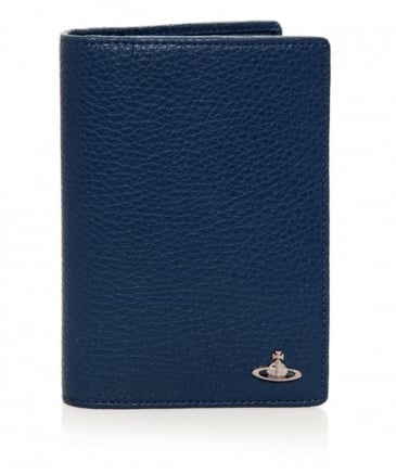 Leather Milano Passport Wallet