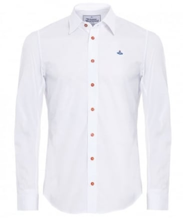 Poplin Stretch Shirt
