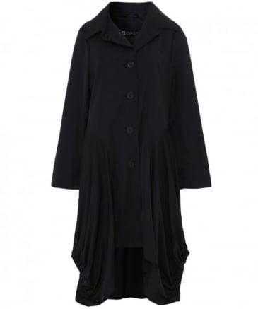 Rosi Taffeta Trench Coat