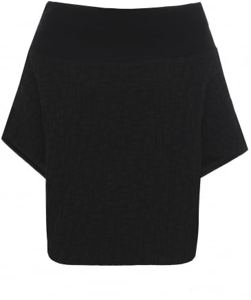 Sleeveless Bur1 Bardot Jumper